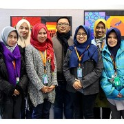 Indonesian Teachers Visit GGHS